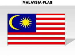 Malaysia Country Powerpoint Flags
