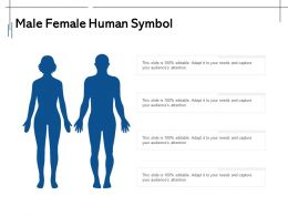 Male Female Human Symbol
