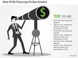 man_with_telescope_dollar_symbol_flat_powerpoint_design_Slide01