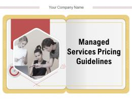 Managed Services Pricing Guidelines Powerpoint Presentation Slides