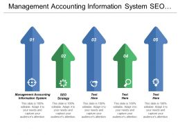 Management Accounting Information System Seo Strategy Business Market Trends