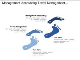 Management Accounting Travel Management Market Knowledge Sales Metrics