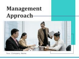 Management Approach Quantitative Arrows Organization Performance