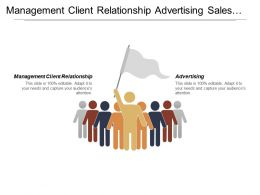 Management Client Relationship Advertising Sales Management Ecommerce Trend