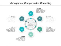 Management Compensation Consulting Ppt Powerpoint Presentation Picture Cpb