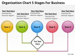 Management Consultants Chart 5 Stages For Busines Powerpoint Templates PPT Backgrounds Slides 0617