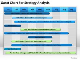 Management Consultants Chart For Strategy Analysis Powerpoint Templates PPT Backgrounds Slides 0618