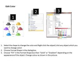 Management Consulting Companies Innovative Ideas Powerpoint Templates PPT Backgrounds For Slides 0617
