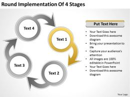 management_consulting_implementation_of_4_stages_powerpoint_templates_ppt_backgrounds_for_slides_0523_Slide02