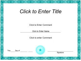 management_excellence_appreciation_diploma_certificate_template_of_accomplishment_completion_powerpoint_Slide01