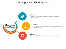 Management Fixed Assets Ppt Powerpoint Presentation Model Background Images Cpb