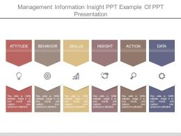 Management Information Insight Ppt Example Of Ppt Presentation