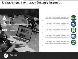 Management Information Systems Internet Marketing Strategies Lead Management