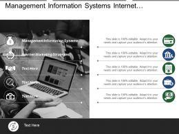 Management Information Systems Internet Marketing Strategies Lead Management