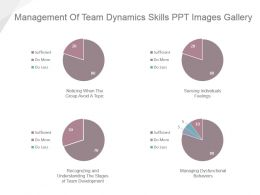 Management Of Team Dynamics Skills Ppt Images Gallery