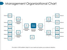 61348625 Style Hierarchy 1-Many 2 Piece Powerpoint Presentation Diagram Infographic Slide