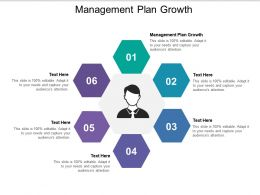 Management Plan Growth Ppt Powerpoint Presentation Slides Cpb