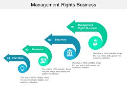Management Rights Business Ppt Powerpoint Presentation File Format Cpb
