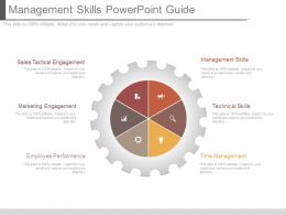 Management Skills Powerpoint Guide