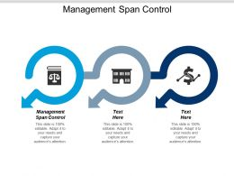 Management Span Control Ppt Powerpoint Presentation Infographics Layouts Cpb