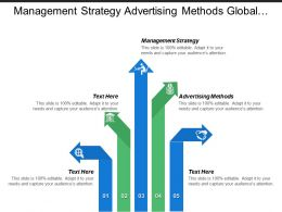 Management Strategy Advertising Methods Global Strategy Organizational Ethics Cpb