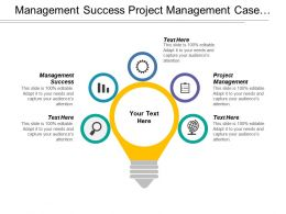 Management Success Project Management Case Management Marketable Securities Cpb