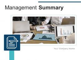 Management Summary Success Strategy Executive Improvements Accomplishments
