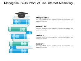 Managerial Skills Product Line Internet Marketing Feedback Survey Cpb