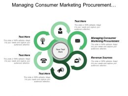 Managing Consumer Marketing Procurement Revenue Sources Government Agencies