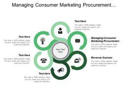 Managing Consumer Marketing Procurement Revenue Sources Government Agencies