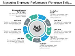 Managing Employee Performance Workplace Skills Professional Personal Development Cpb