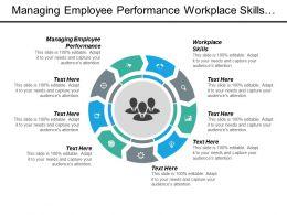 Managing Employee Performance Workplace Skills Professional Personal Development Cpb