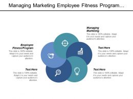 Managing Marketing Employee Fitness Program Personality Assessments Employment Cpb