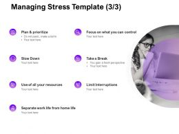 Managing Stress Resources Ppt Powerpoint Presentation Layouts Diagrams