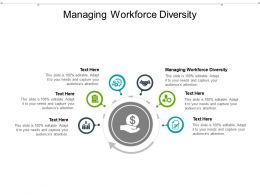 Managing Workforce Diversity Ppt Powerpoint Presentation Samples Cpb