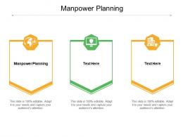 Manpower Planning Ppt Powerpoint Presentation Inspiration Outline Cpb
