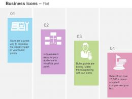 Manual Flowchart Top User Step Planning Ppt Icons Graphics