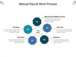 Manual Payroll Work Process Ppt Powerpoint Presentation Professional Slide Portrait Cpb