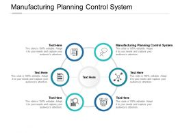 Manufacturing Planning Control System Ppt Powerpoint Icons Cpb