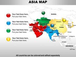 Many Landmarks Of Asia 1114