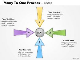 Many To One Process 4 Step 6