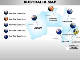 Map For Australian Territories 1114