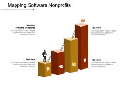 Mapping Software Nonprofits Ppt Powerpoint Presentation Slides Format Cpb