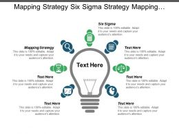 Mapping Strategy Six Sigma Strategy Mapping Corporate Governance Cpb