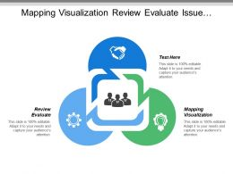Mapping Visualization Review Evaluate Issue Articulation Process Mapping Agenda