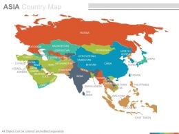 maps_of_the_asian_asia_continent_countries_in_powerpoint_Slide01