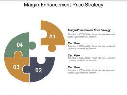 Margin Enhancement Price Strategy Ppt Powerpoint Presentation Portfolio Images Cpb