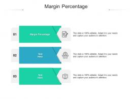 Margin Percentage Ppt Powerpoint Presentation Infographic Template Portrait Cpb