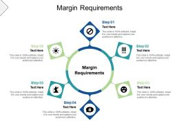 Margin Requirements Ppt Powerpoint Presentation Infographics Vector Cpb