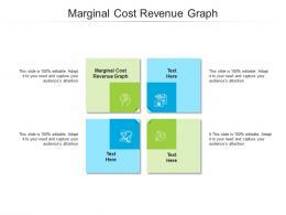 Marginal Cost Revenue Graph Ppt Powerpoint Presentation Model Visual Aids Cpb